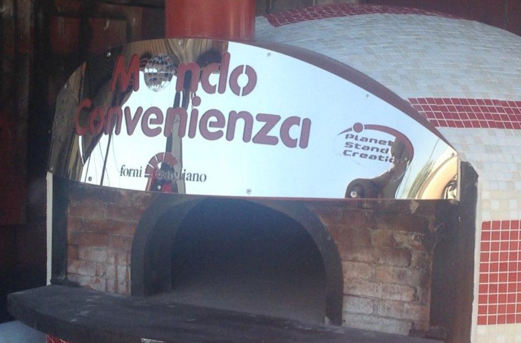 Mondo convenienza apre le porte anche a castel romano for Forni magliano srl