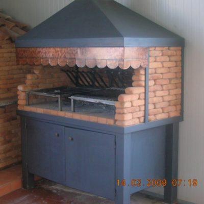Barbecue in acciaio forni magliano srl for Forni magliano srl