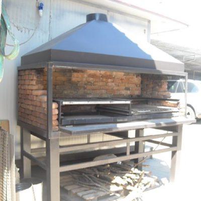 Barbecue a muro forni magliano srl for Forni magliano srl