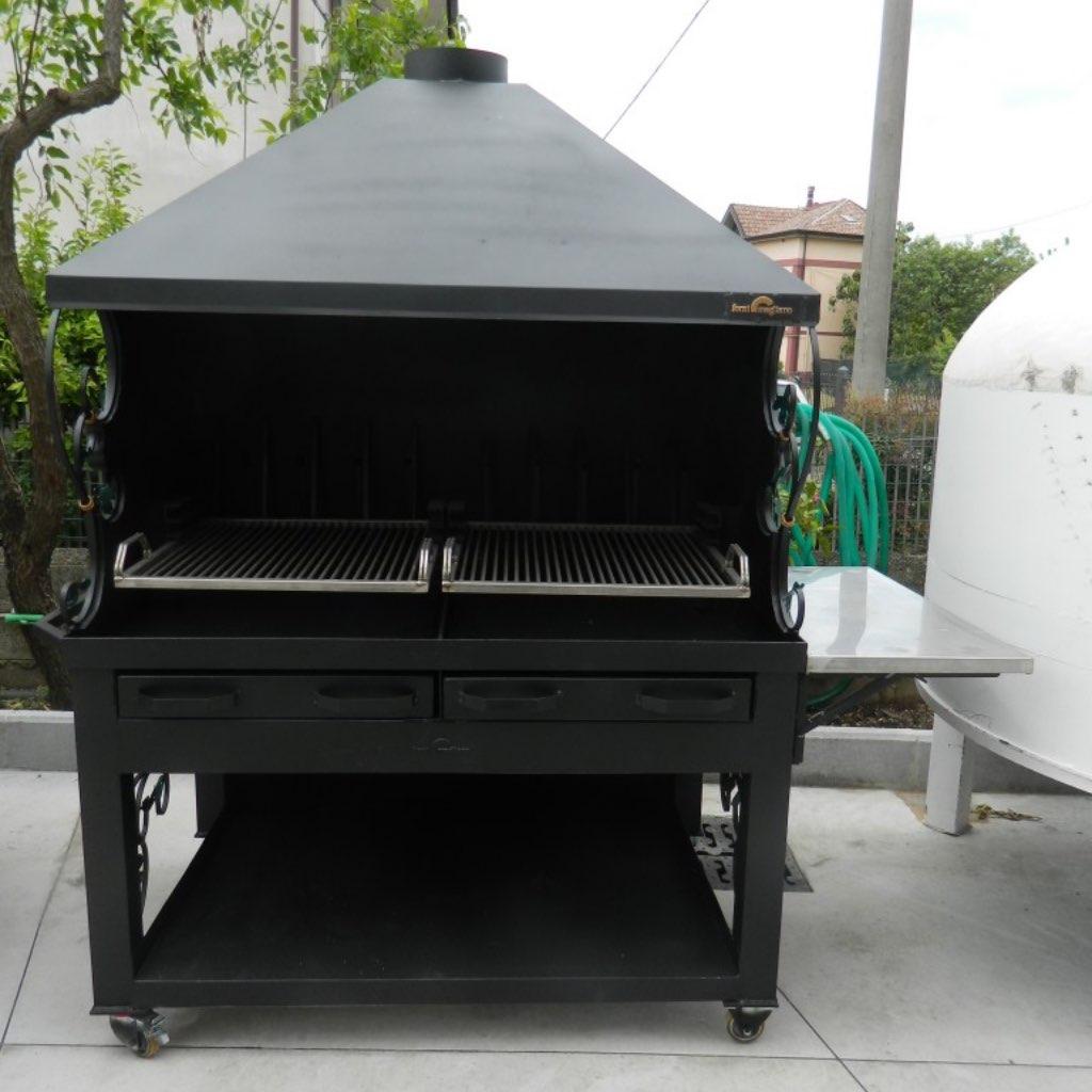 Barbecue il marchese forni magliano srl for Forni magliano srl