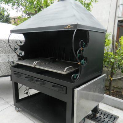 barbecue romano forni magliano srl