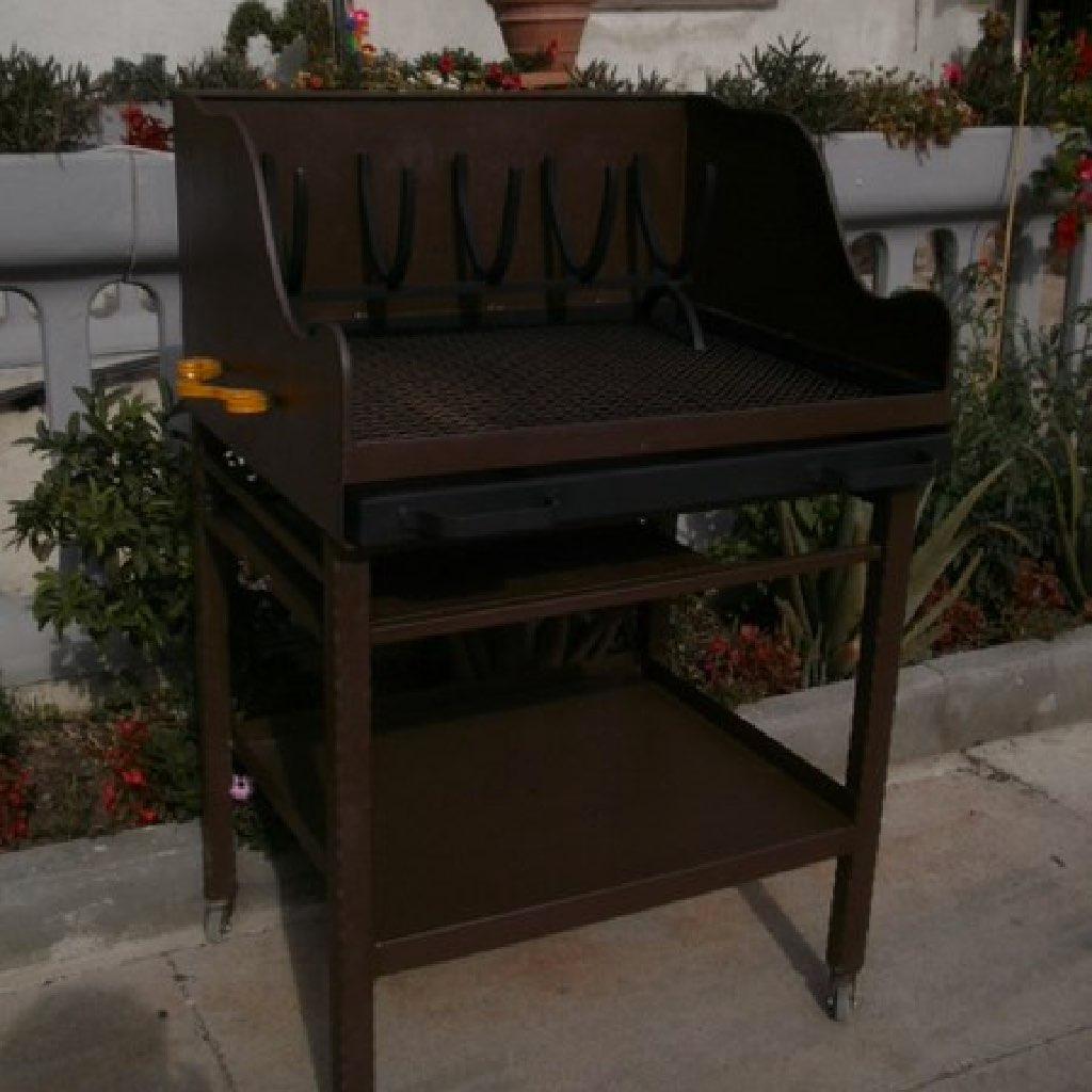 Barbecue in ferro small forni magliano srl for Forni magliano srl