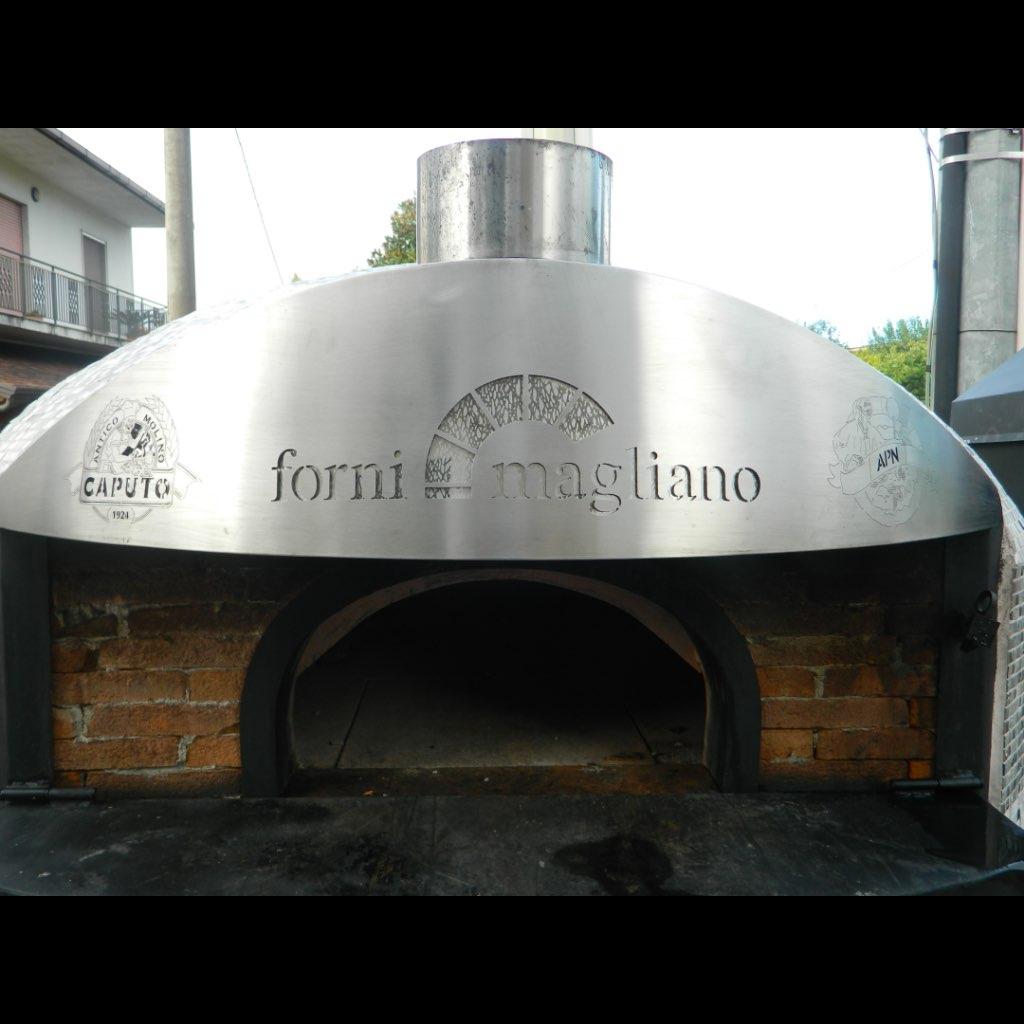 Mod acciaio forni magliano srl for Forni magliano srl