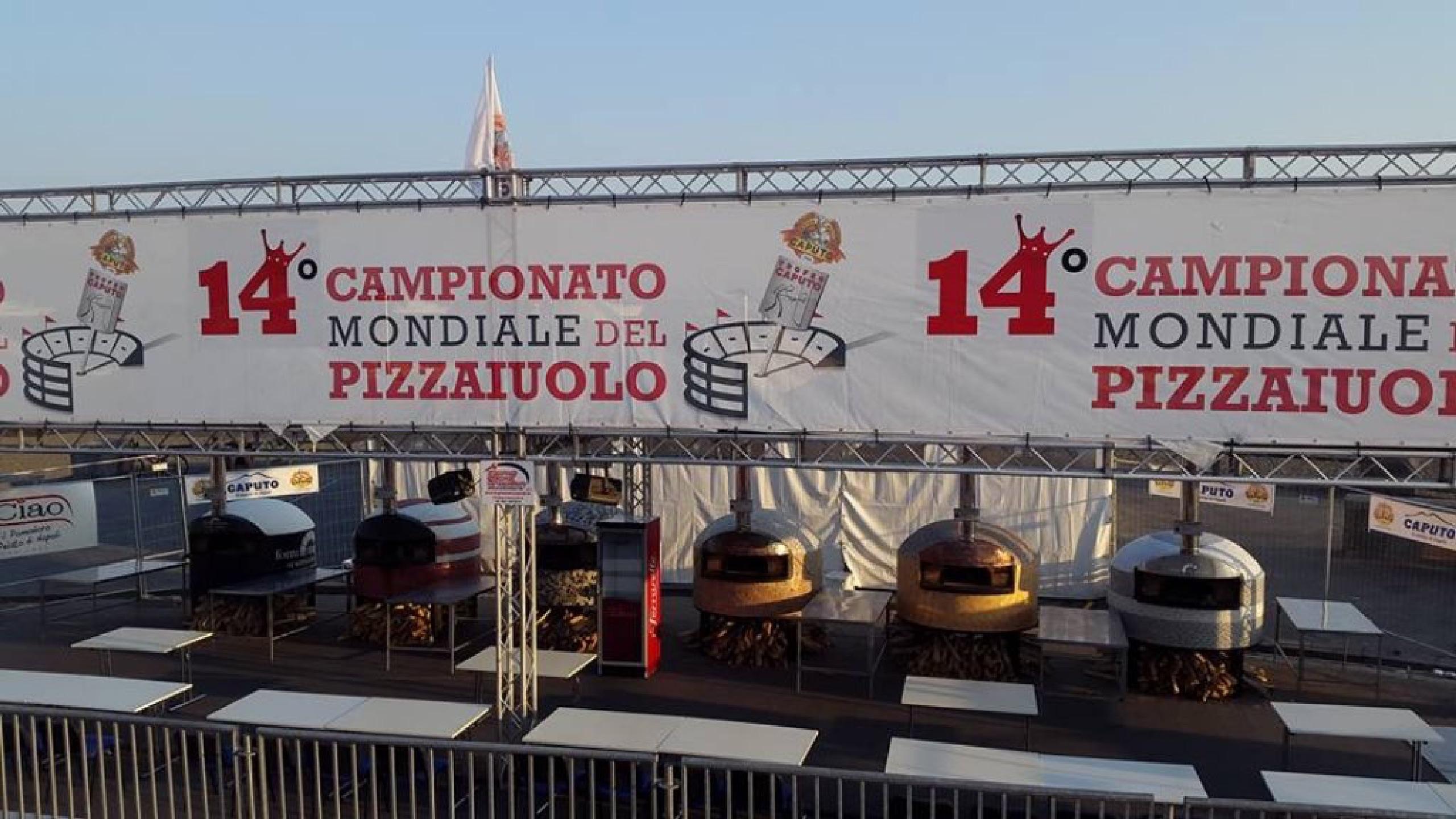 Caputo napoli pizza village si parte forni magliano srl for Forni magliano srl