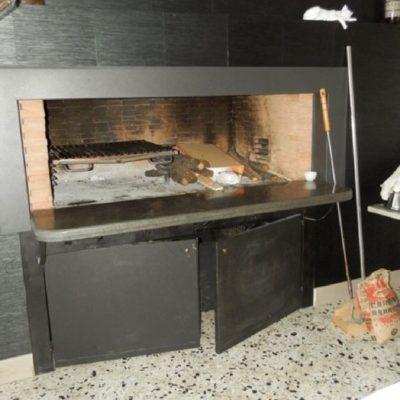 Barbecue ramato forni magliano srl for Forni magliano srl