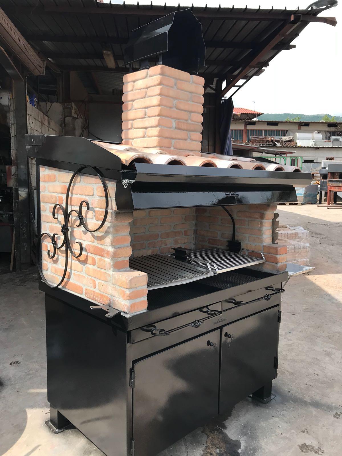 Barbecue baglioni forni magliano srl for Forni magliano srl